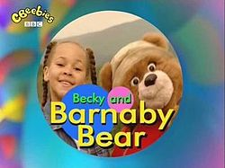 Becky and Barnaby Bear