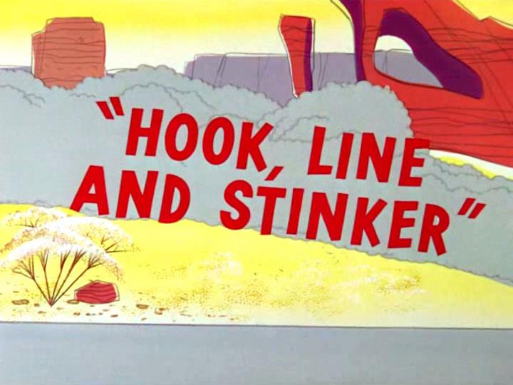 Hook, Line and Stinker (1958 short)