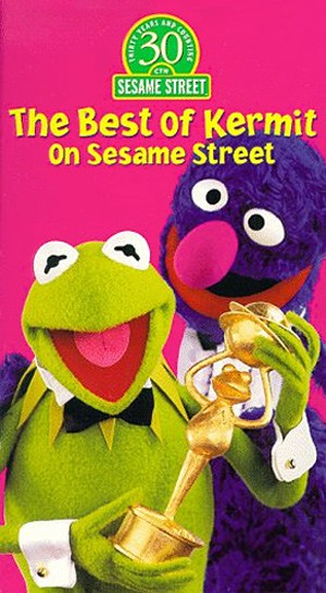 The Best of Kermit on Sesame Street (1998) (Videos)