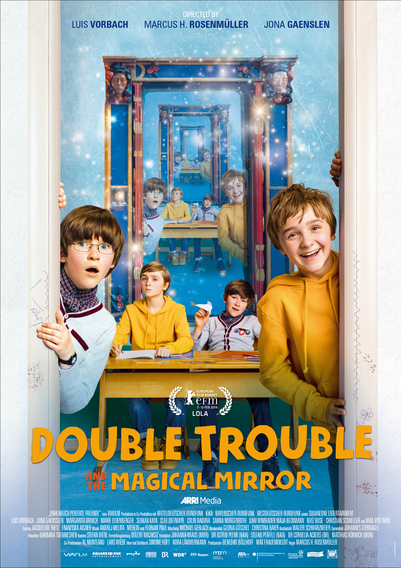 Double Trouble and the Magical Mirror (2019)