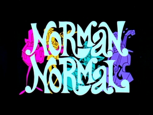 Norman Normal Title Card.png