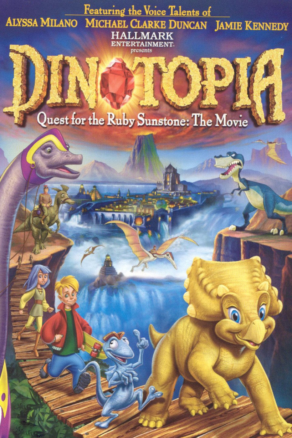 Dinotopia: Quest for the Ruby Sunstone (2005)