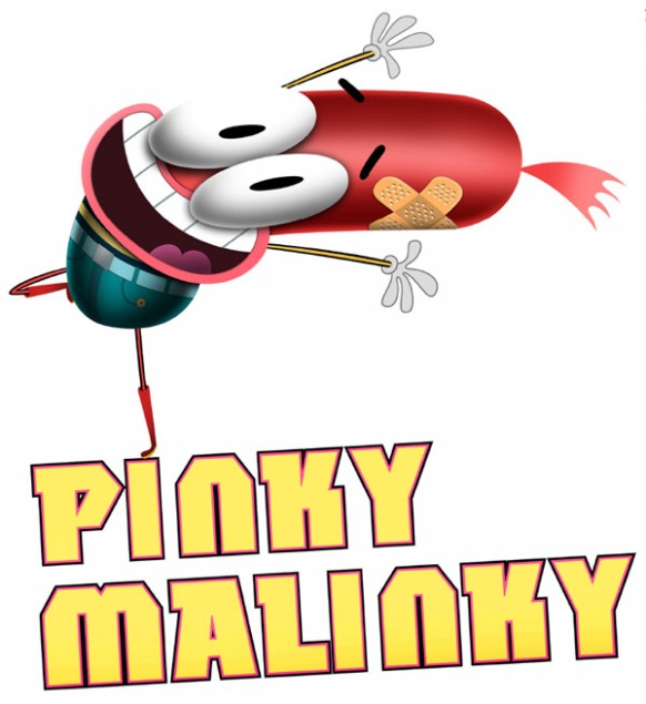 Pinky Malinky (2009) (Cartoon Network Europe Pilot)