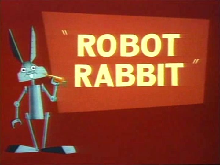 Robot Rabbit