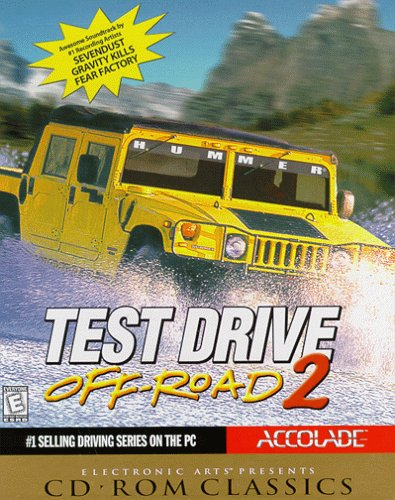 Test Drive Off-Road 2 (video game)