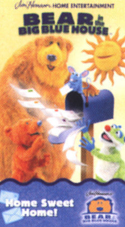 Bear in the Big Blue House: Home Sweet Home (1998)