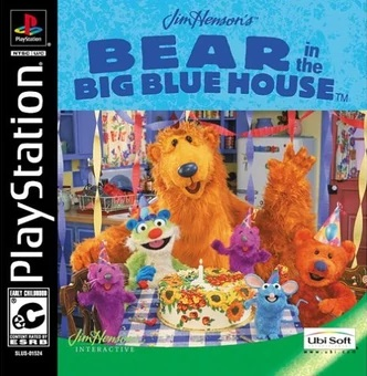Bear in the Big Blue House (Video Game)