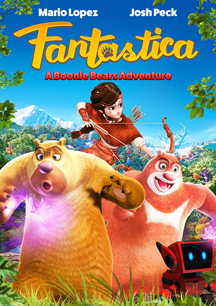 Fantastica: A Boonie Bears Adventure (2017)