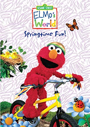 Elmo's World: Springtime Fun (2002)