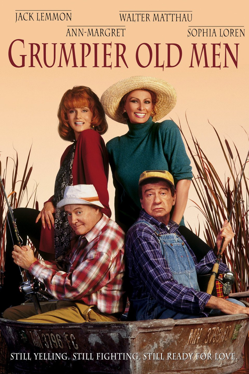 Grumpier Old Men (1995)