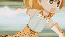Kemono Friends Ep. 1 Hollywoodedge, Synth Windy Swish CRT054802 (2)