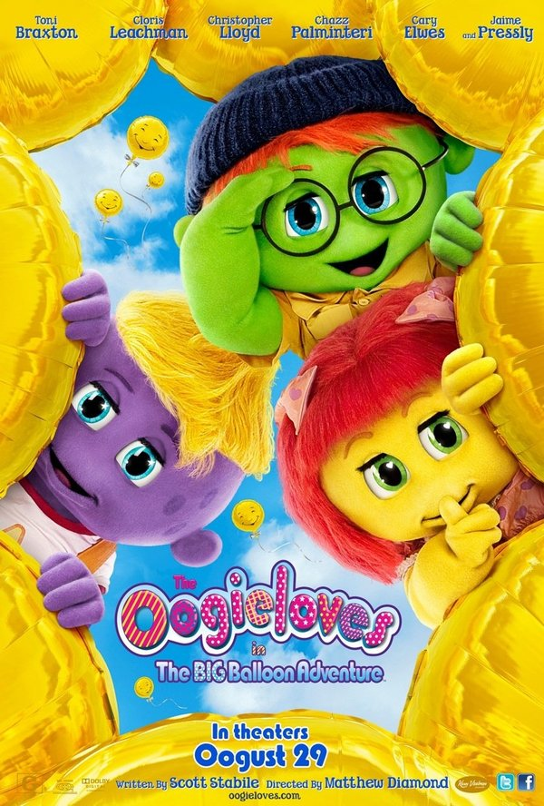 The Oogieloves in the Big Balloon Adventure (2012)