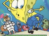 SpongeBob SquarePants: Nautical Nonsense (2002 VHS)