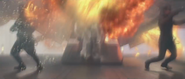 Star Wars - Episode II - Attack of the Clones (2002) SKYWALKER EXPLOSION 01 (time-stretched)