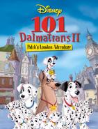 101 dalmatians 2 patch's london adventure poster