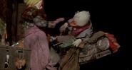 Howard the Duck (1986) SKYWALKER, HUMAN - YELL, SHORT, FEMALE 01
