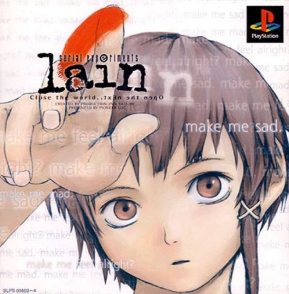 Serial Experiments Lain (PS1)