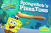 Spongebob Squarepants Spongebob's Pizza Toss.png