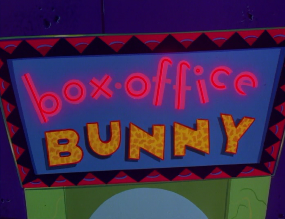 Box-Office Bunny (1990 Short)
