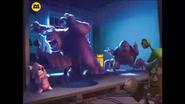 Monsters, Inc. Interactive Story (IOS) JUMANJI LION ROAR 2