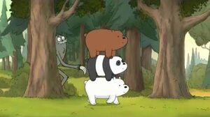 We Bare Bears Opening Theme (English) (HD)