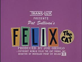 Felix the Cat (TV series) title.png