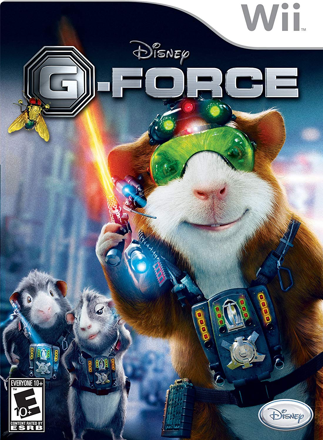 G-Force (2009) (Video Game)