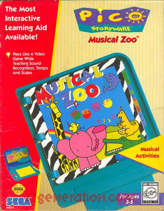Musical Zoo (Video Game)
