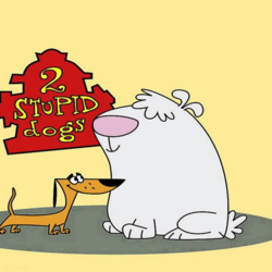 2 Stupid Dogs/Super Secret Secret Squirrel