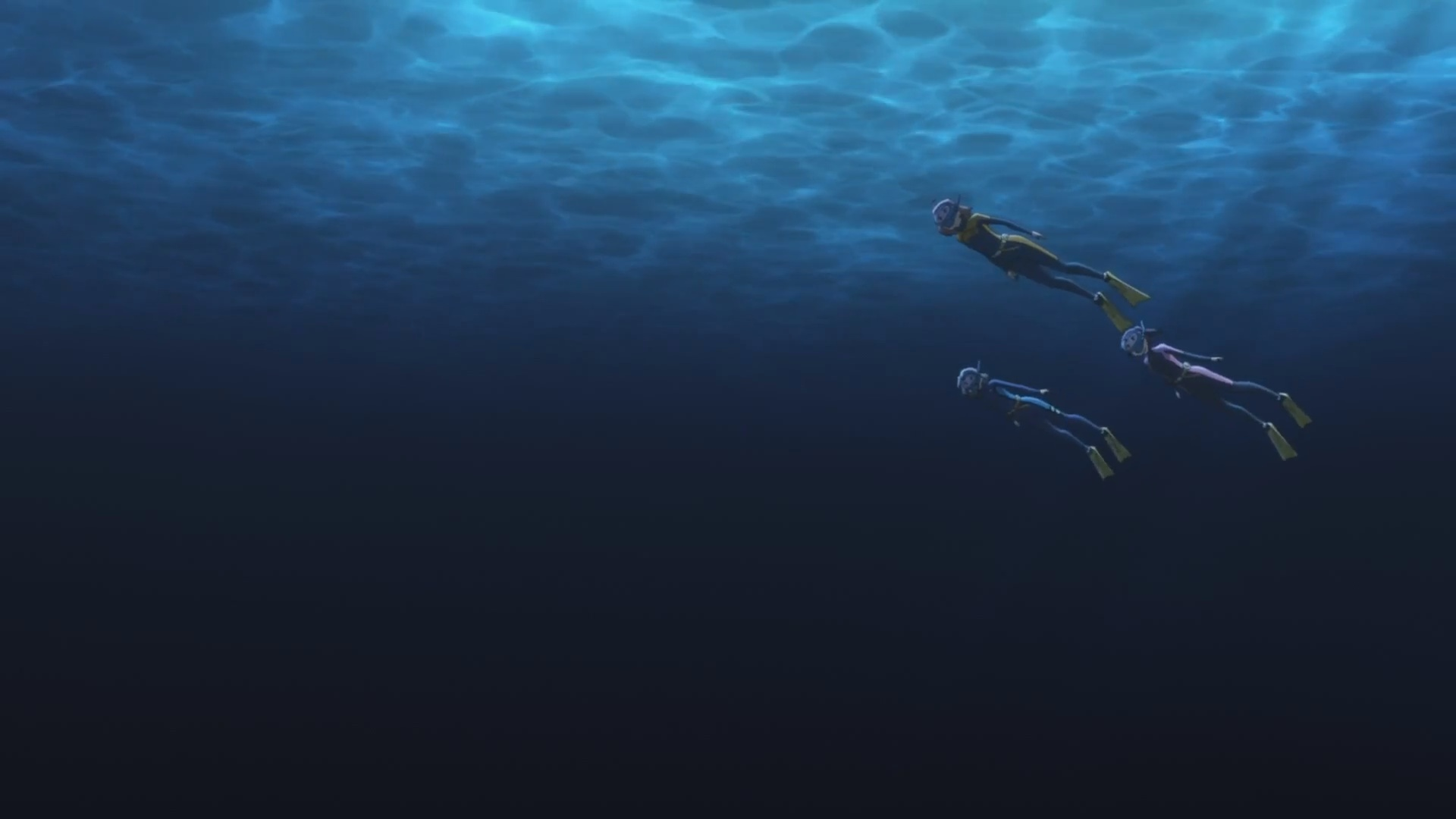 Anime Underwater Ambience Sound