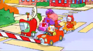 Railroad Crossing in Where's The Hero (Busytown Mysteries)3
