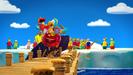 Disney Club Penguin™ Monster Beach Party, Wilhelm Scream