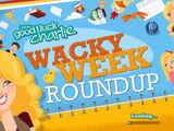 Good Luck Charlie: Wacky Week Round Up (Online Games)