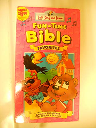 Let's Sing & Learn: Funtime Bible Favorites (1997)