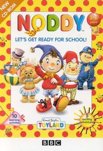 Noddy: Let's Get Ready for School