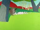 Looney Tunes Cartoons TAZ SPIN 13