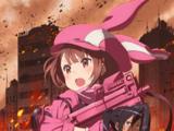 Sword Art Online Alternative Gun Gale Online