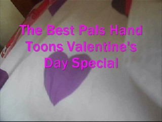 The Best Pals Hand Toons Valentine's Day Special (2015)