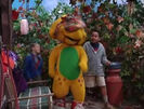ZIP, CARTOON - QUICK WHISTLE ZIP OUT, Barney's Halloween Party