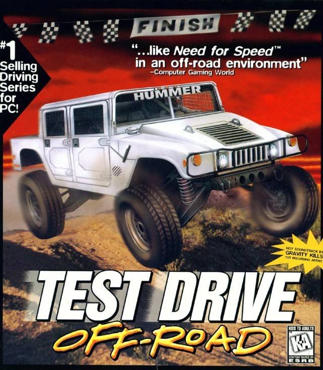 Test Drive Off-Road (video game)