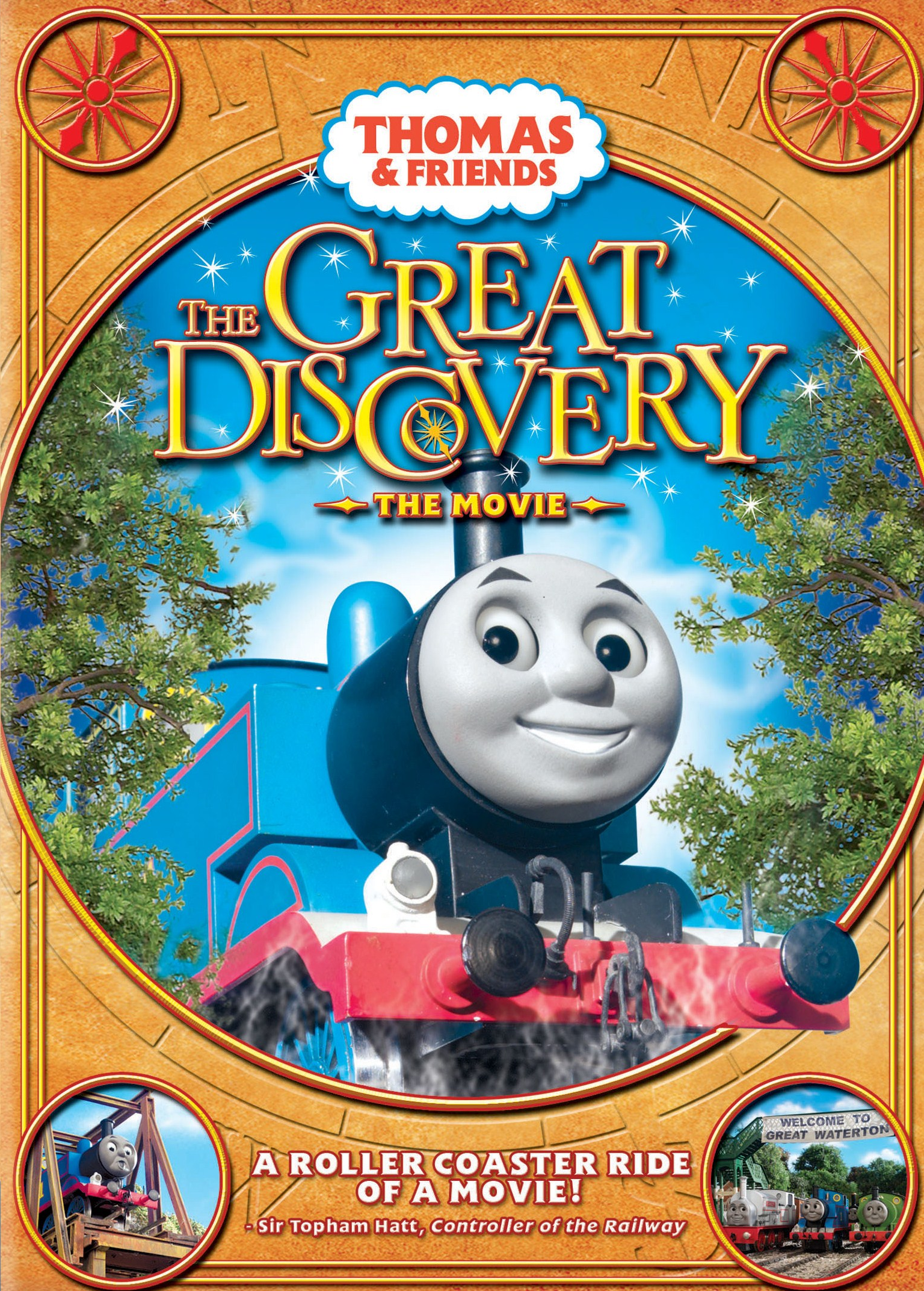 Thomas & Friends: The Great Discovery (2008)