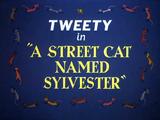 A Street Cat Named Sylvester