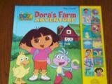 Dora the Explorer: Dora's Farm Adventure (Sound Book)