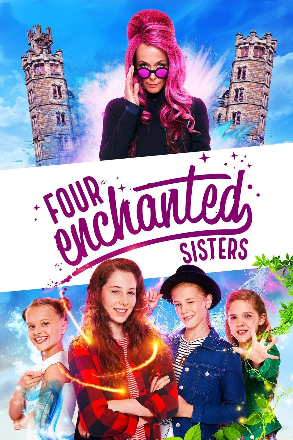 Four Enchanted Sisters (2020)