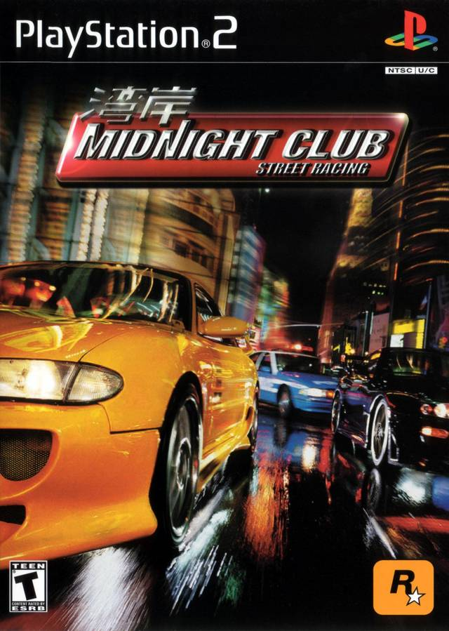 Midnight Club: Street Racing (video game)