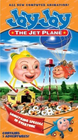 Jay Jay the Jet Plane: Something Special in Everyone (2003)