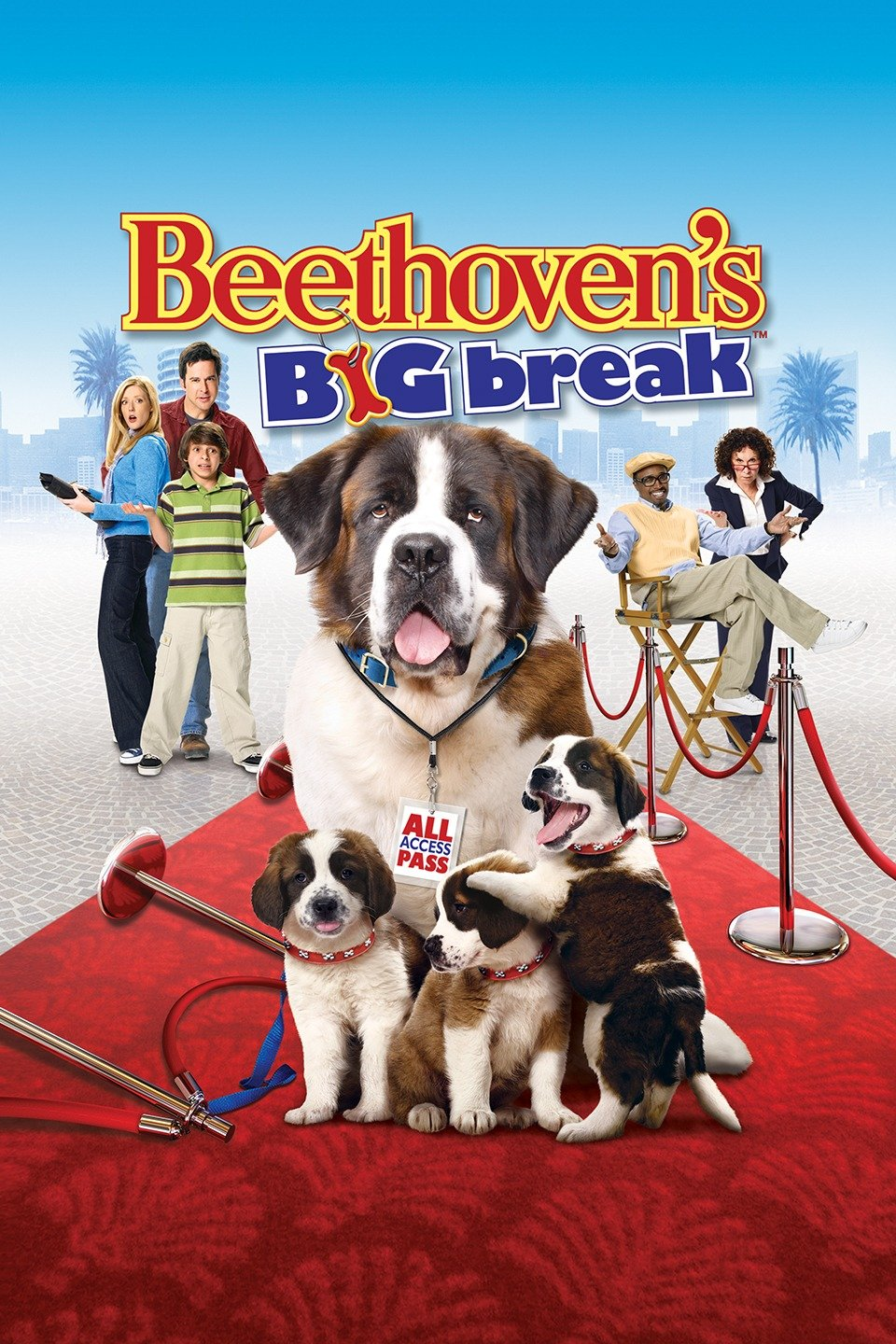 Beethoven's Big Break (2008)