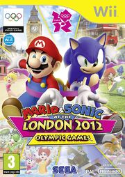 Mario and Sonic at the London 2012 Olympic Games Cover.jpg