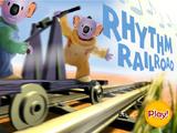 The Koala Brothers: Rhythm Railroad (Online Games)