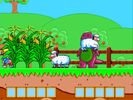 Barney's Hide and Seek Game Sheep Sound